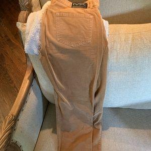 Michael Khors corduroy 5 pocket pants